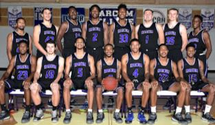 Harcum Men Notch Another 20-Win Season