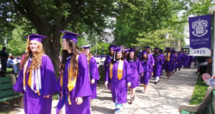 100th Commencement Lauds Outstanding Students and Faculty