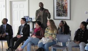 Student Forum Addresses Race and Roles in Advertising