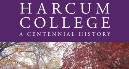New History Book of Harcum College