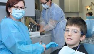 Free Dental Services for Children on Sealant Day