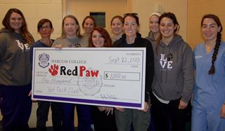 Red Paw Fundraiser