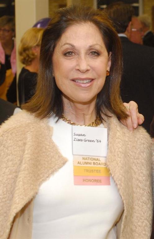 Susan Steinberg Zises-Green '64