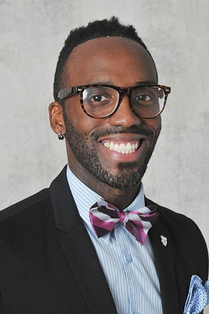 Urick Lewis, Dean of Student Life