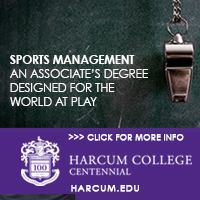 Earn a Sports Managment Degree