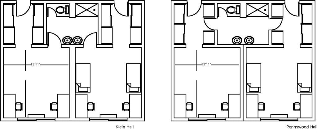 College Dorm Floor Plans Floor Plan Ideas
